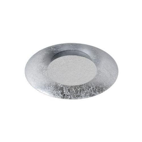 79177/12/14 - led lampa sufitowa foskal led/12w/230v 34,5 cm srebrna marki Lucide