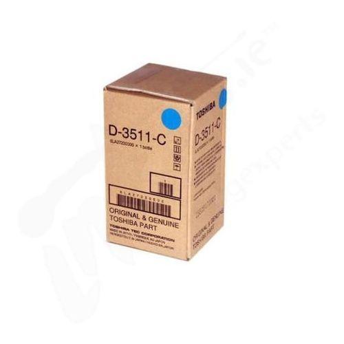wywoływacz cyan d-3511-c, d3511c, 6la27230000 marki Toshiba