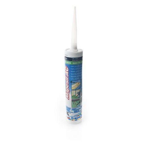 Silikon sanitarny MAPESIL AC 61 Granatowy MAPEI, 486191