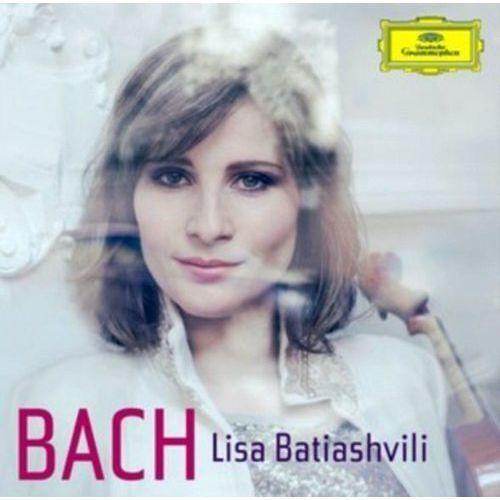 Bach - lisa batiashvili (płyta cd) marki Universal music / deutsche grammophon
