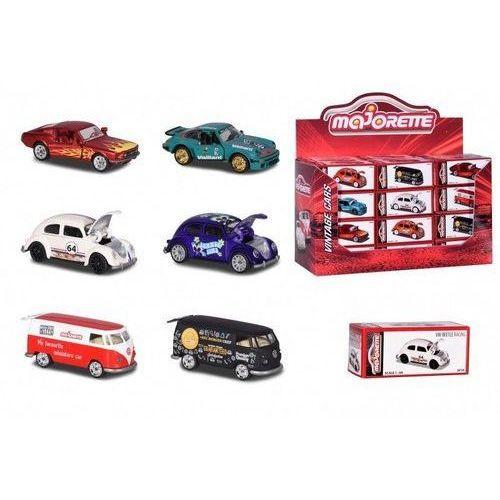 Pojazd vintage collectors box, 6 rodzajów