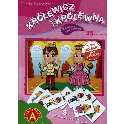 Puzzle magnetyczne Księżniczki