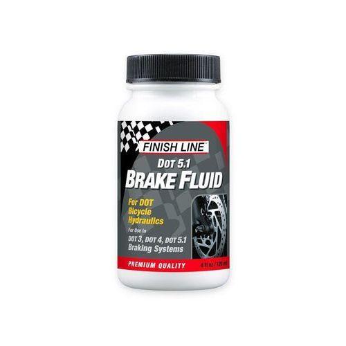 Płyn hamulcowy brake fluid dot 5.1 120 ml marki Finish line