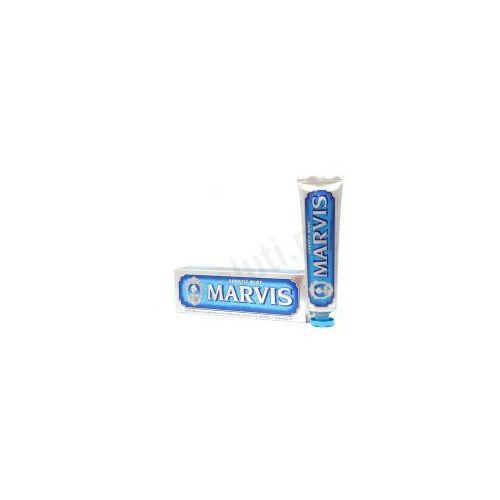 Marvis Aquatic Mint - pasta do zębów w stylu retro 75 ml