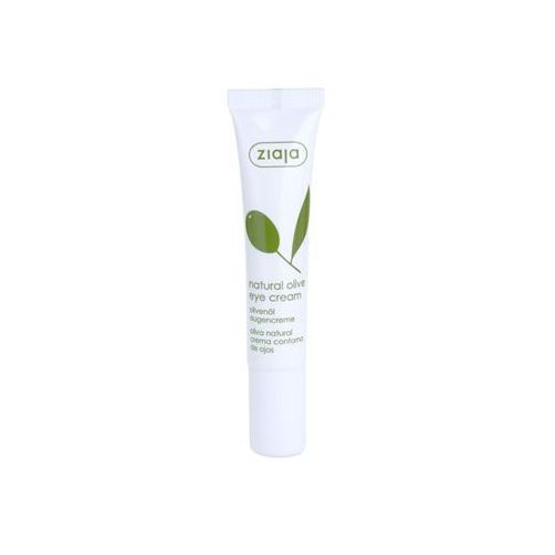 Ziaja Natural Olive krem pod oczy z ekstraktem z oliwek (Eye Cream) 15 ml
