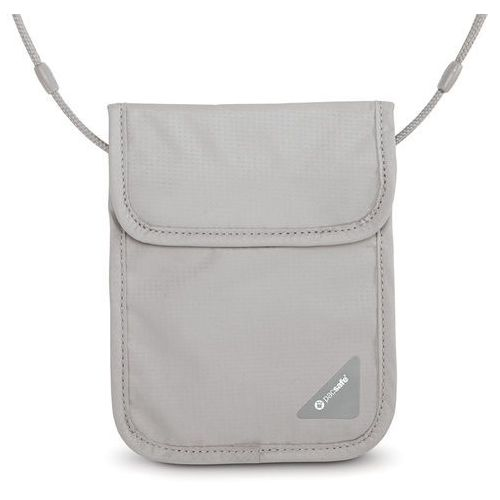 Paszportówka sekretna Pacsafe Coversafe X75 - Szary