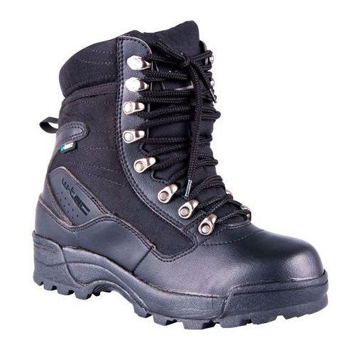 Outdoorowe i motocyklowe buty viper wp, ciemny brązowy, 48 marki W-tec