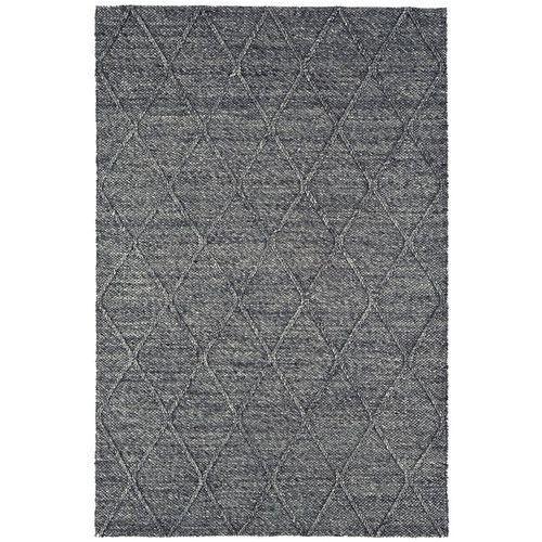 Dywan katherine carnaby coast diamond cd01 charcoal 120x170 marki Arte