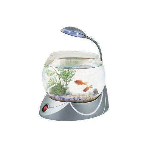 Akwarium kula 2,5l HAILEA V01/S z podświetleniem LED (6920255890826)