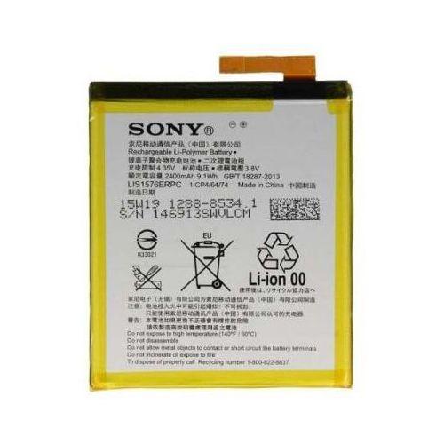 Bateria Sony Xperia M4 Aqua D6603 LIS1576ERPC 2400mah Oryginalna, LIS1576ERPC