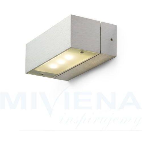 Advantage iii aluminium 230v/350ma led 3x1w 3000k marki Red