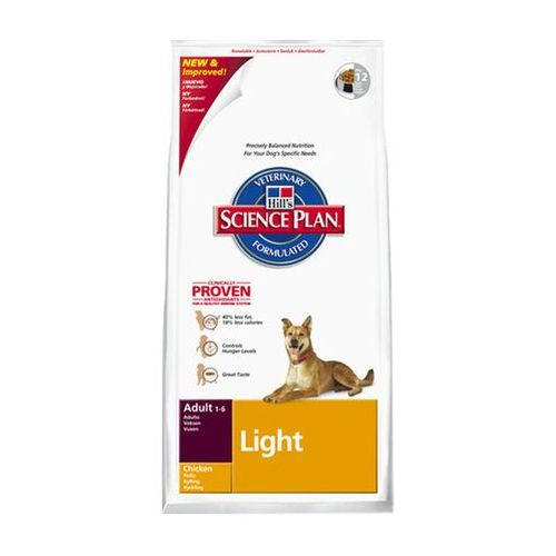 HILL'S Canine Adult Light Chicken 12kg