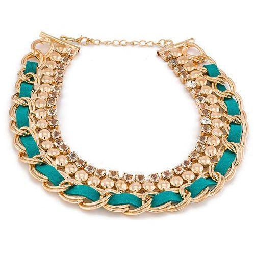 Naszyjnik turquoise chain - turquoise marki Miss glow