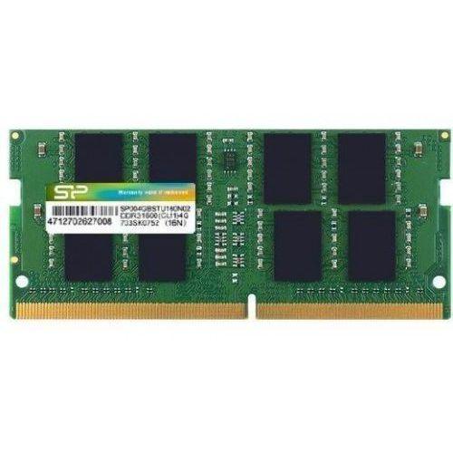 Pamięć do laptopa Silicon Power DDR4, 8GB, 2133MHz, CL17 (SP008GBSFU213B02) Darmowy odbiór w 21 miastach! (4712702651515)