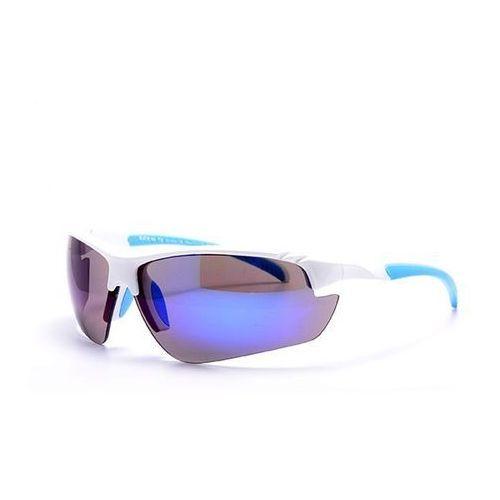 Sportowe okulary przeciwsłoneczne sport 19, czarny/pomarańczowy marki Granite
