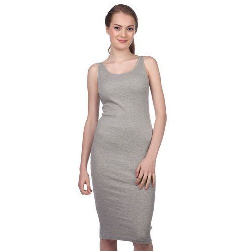 Brave Soul sukienka damska Ribbypka1 S szary (2007070180029)