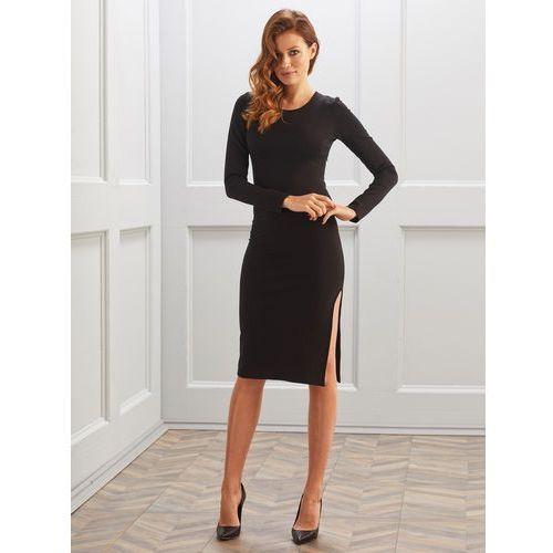 Sukienka Patricia w kolorze czarnym