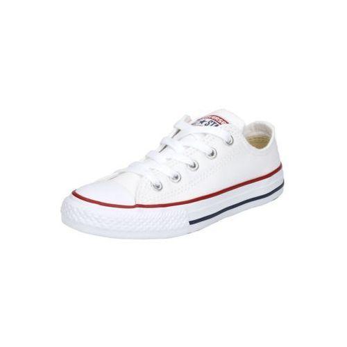Converse CHUCK TAYLOR ALL STAR CORE Tenisówki i Trampki blanc, kolor biały. Tanie oferty ze sklepów i opinie.