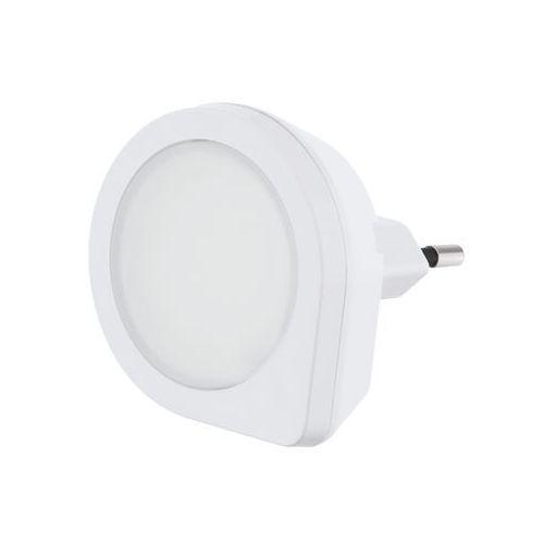 Eglo tineo 97932 lampka wtykowa do gniazda 1x0,4w led biała