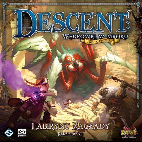 Descent: Labirynt Zagłady - Galakta