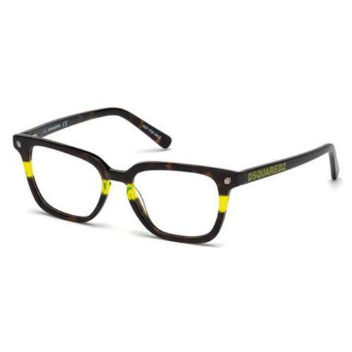 Dsquared2 Okulary korekcyjne dq5226 056