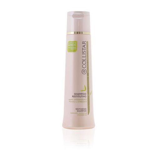 - szampon odbudowujący z ekstraktem z bambusa 250 ml - collistar wyprodukowany przez Collistar