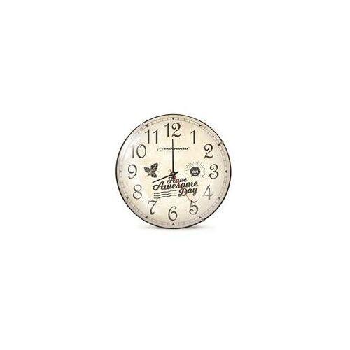 ESPERANZA EHC018L - 5901299930229 ESPERANZA EHC018L LAUSANNE - ZEGAR ŚCIENNY, EHC018L - 5901299930