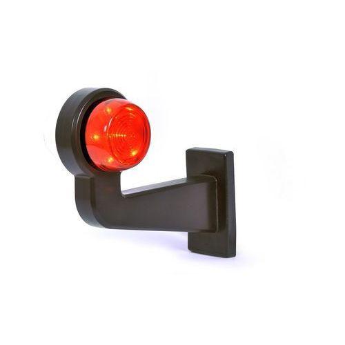 Lampa LED obrysowa przednio-tylna LEWA (543BCL/II) (5901323105913)