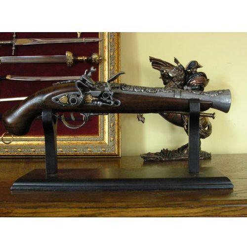 Piękny włoski garłacz z zamkiem skałkowym replika broni (w108) marki Włochy