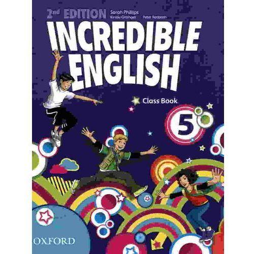 Incredible English 5 Second Edition Podręcznik (opr. miękka)