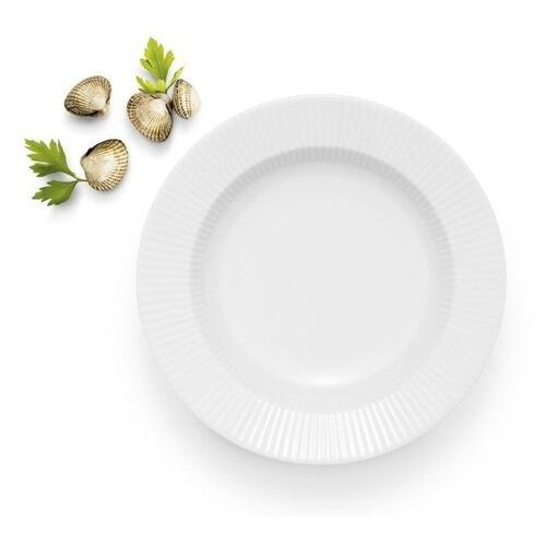 Eva solo Talerz porcelana głęboki 25 cm, legio nova, biały - (5706631068291)