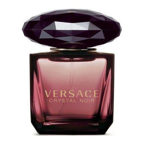Versace crystal noir perfumy damskie - woda toaletowa 90ml (flakon) - 90ml (8595562296579)
