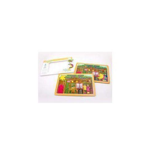 Domisie - Puzzle znajdź 5 różnic-Gotuj z Domisiami (5906395762262)
