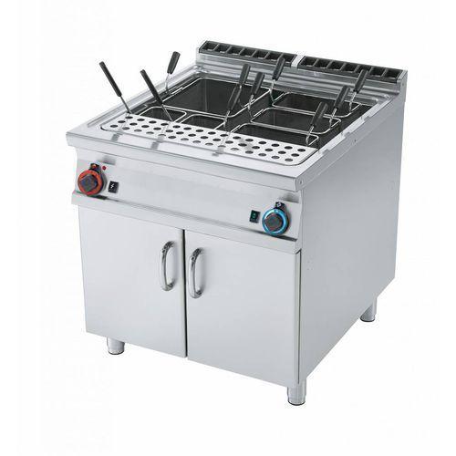 Urządzenie do gotowania makaronu gazowe | 80l | 31500w | 800x900x(h)900mm marki Rm gastro