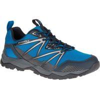 Buty trekkingowe męskie Merrell Capra Rise (J37467) - niebieski