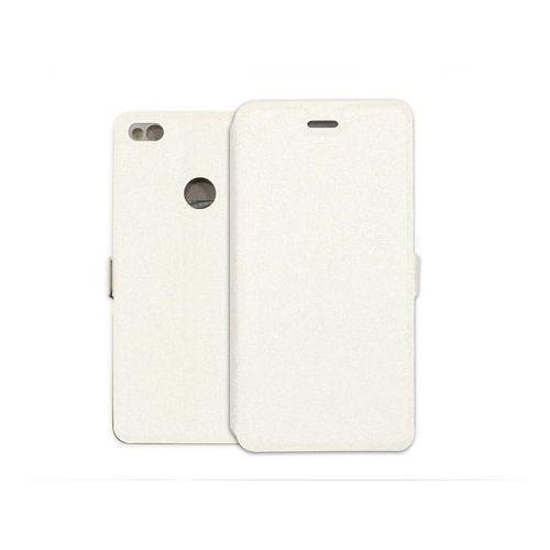 Huawei p8 lite (2017) - etui na telefon wallet book - biały marki Etuo wallet book
