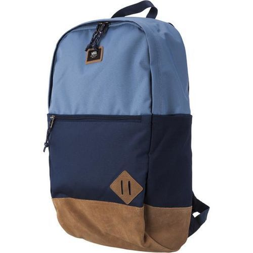 Vans van doren iii backpack pdz copen blue dress blues - plecak miejski
