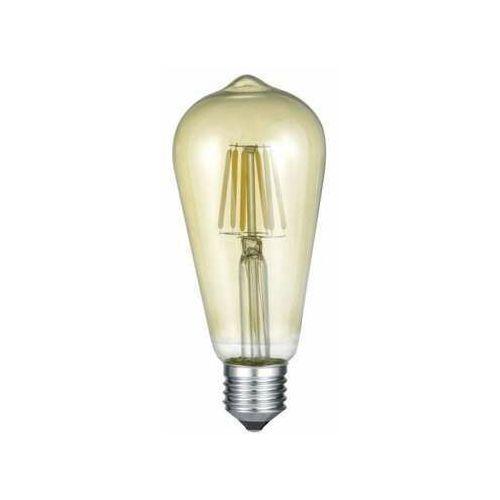 Trio LED-FILAMENT 987-679 żarówka 1x6W E27 srebrny (4017807288049)