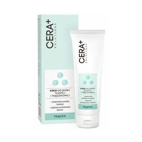 CERA+ Solutions krem do skóry tłustej i trądzikowej 50ml
