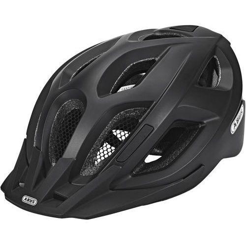 ABUS Aduro 2.0 Kask rowerowy czarny M | 52-58cm 2018 Kaski rowerowe (4003318725449)