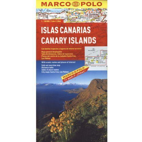 Wyspy Kanaryjskie. Mapa Marco Polo W Skali 1:150 000, pozycja wydawnicza