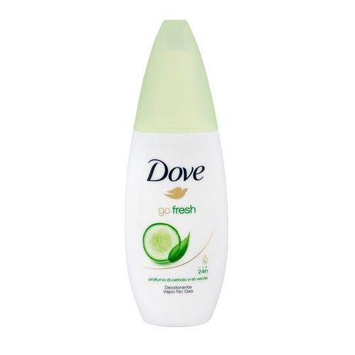 Dove Go Fresh Cucumber 24h dezodorant 75 ml dla kobiet