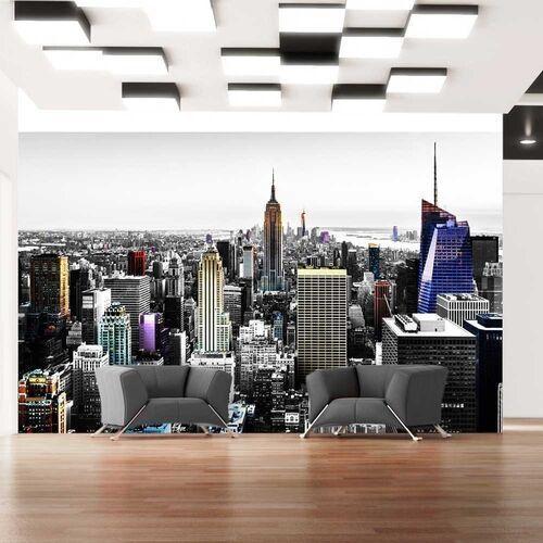 Fototapeta - opalizujące wieżowce