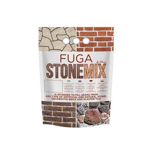 Fuga do kamienia Szara 5 kg STONEMIX (4823048305731)