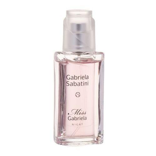 Gabriela Sabatini Miss Gabriela Night Woman 30ml EdT