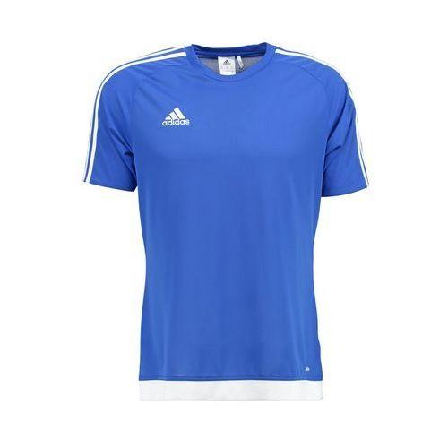 adidas Performance ESTRO Koszulka sportowa blau/weiß