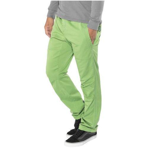 monkee iii spodnie długie mężczyźni zielony s 2018 spodnie wspinaczkowe marki Edelrid
