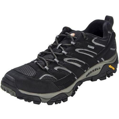 Merrell Moab 2 GTX Buty Mężczyźni czarny UK 8 | 42 2018 Buty podejściowe (0720026474394)
