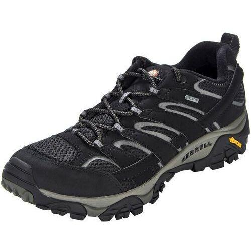 Merrell moab 2 gtx buty mężczyźni czarny uk 9 | 43,5 2018 buty podejściowe (0720026474417)