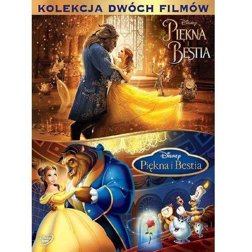 Piękna i Bestia - Pakiet (DVD) - Bill Condon, Kirk Wise DARMOWA DOSTAWA KIOSK RUCHU (7321917506328)
